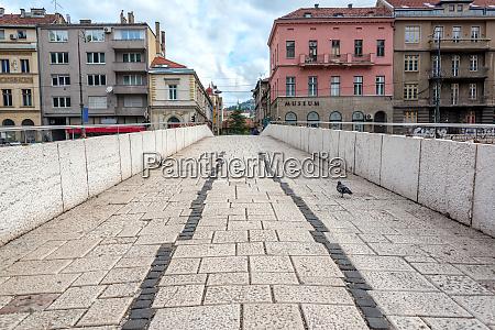 latin, bridge, in, sarajevo, , bosnia - 26936311