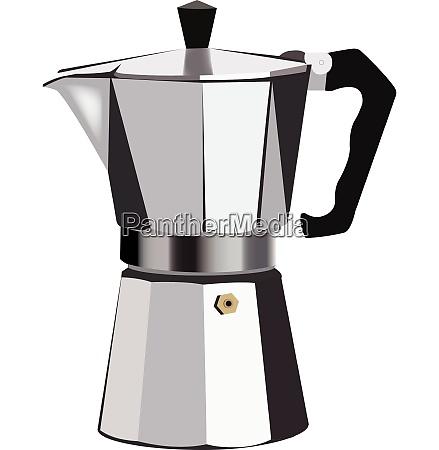 traditional italian coffee maker