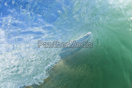 wave ocean swimming closeup water photo