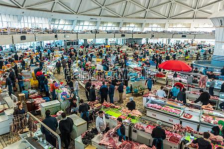 chorsu bazaar intashkent uzbekistan