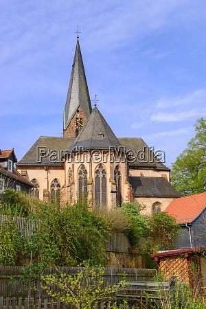 germany wetter former abbey church st
