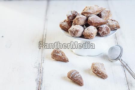 mutzenmandeln traditional rhenish carnival cookies
