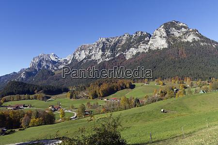 germany upper bavaria mountains near lake