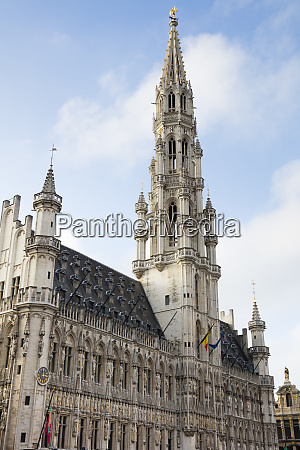 belgium brussels town hall