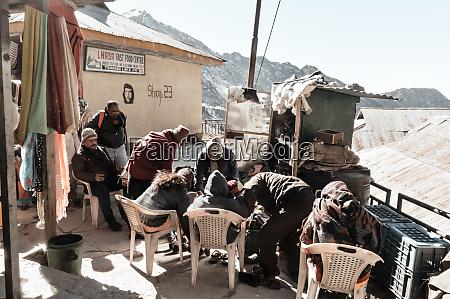 tsomgo lake gangtok sikkim december 26