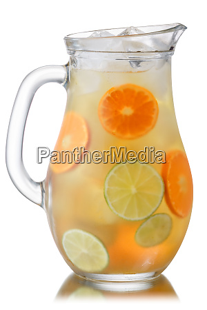 iced mandarin lime lemonade paths