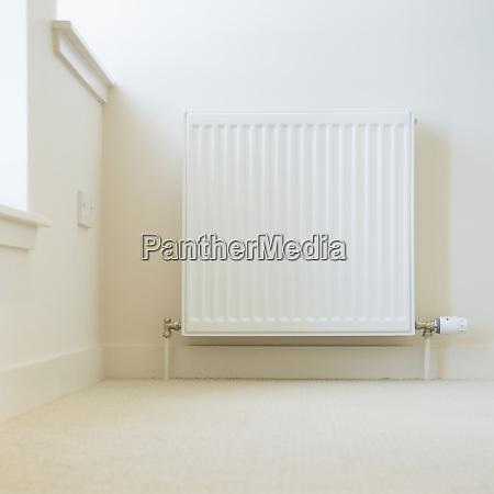 radiator in modern home