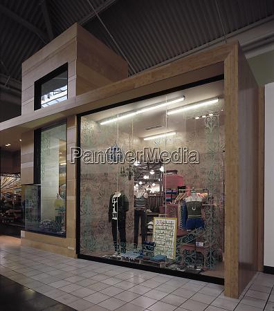 retail display window