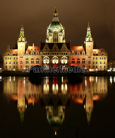 new town hall in hannover