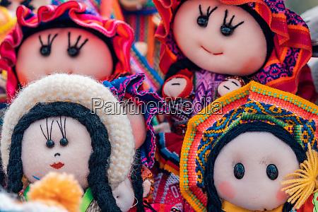 andean doll crafts cajamarca peru