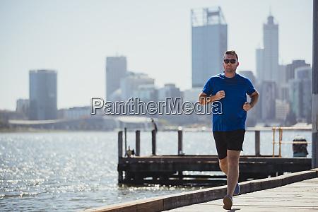 male, runner, training - 26984834