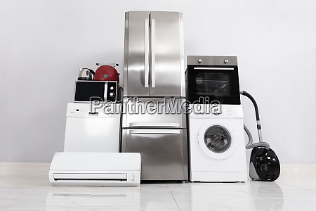 household kitchen home appliances