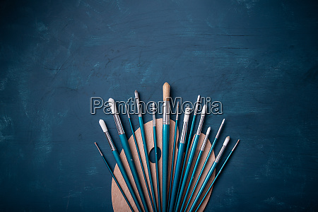 painters wooden palette