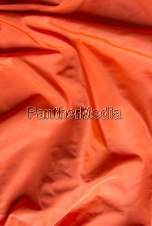 orange satin background texture