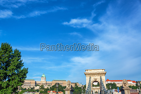 budapest cityscape view