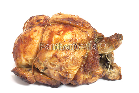 slow bound browned grilled chicken