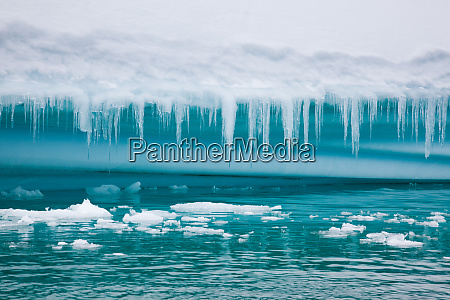 icebergs and ice are an increasingly