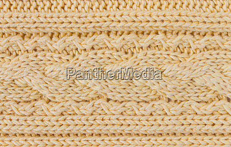 dark yellow knitting texture or knitted