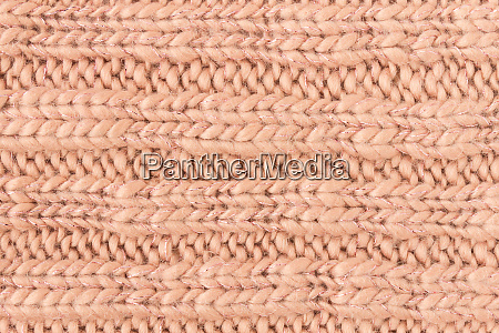 brown knitting texture or knitted texture