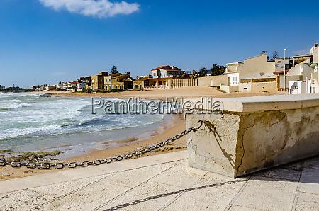 the seaside village