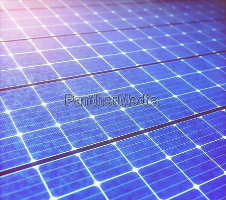 solar panel ecological renewable energy