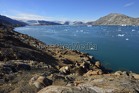 greenland east greenland sermilik fjord johan