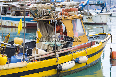 italy liguria cinque terre fishing boat