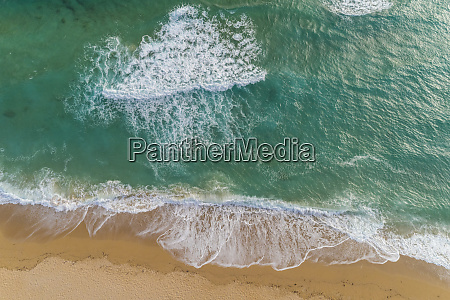 greece preveza aerial view beach and