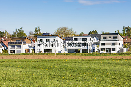 germany magstadt modern one family houses