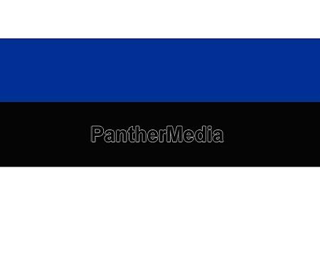 national flag of estonia