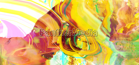 abstract partial transparent paint motion texture