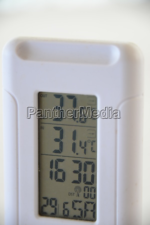 the temperature of 376 degrees in