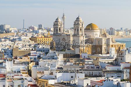 view of the santa cruz cathedral
