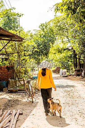village life vietnam indochina southeast asia