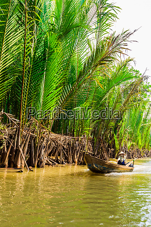 sailing the tributaries of the mekong