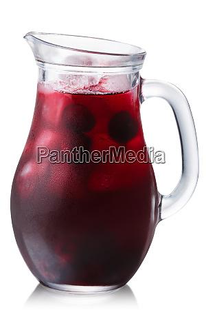iced cherry drink jug paths