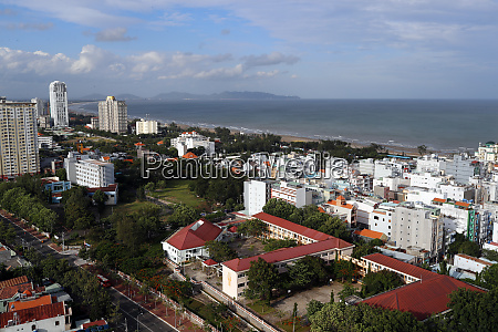 city of vung tau vietnam indochina
