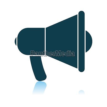 promotion megaphone icon