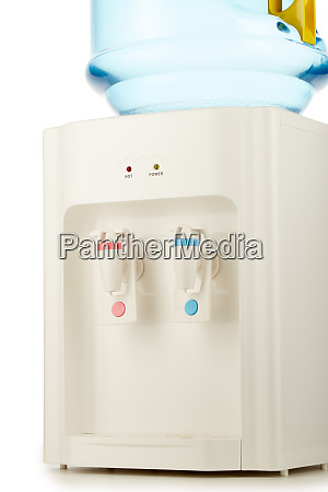 water cooler with pure water