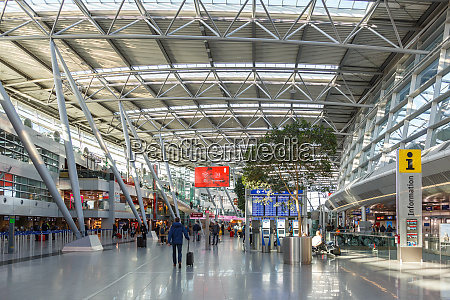 dusseldorf airport dus terminal