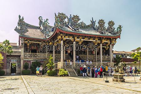 the khoo kongsi clan temple george