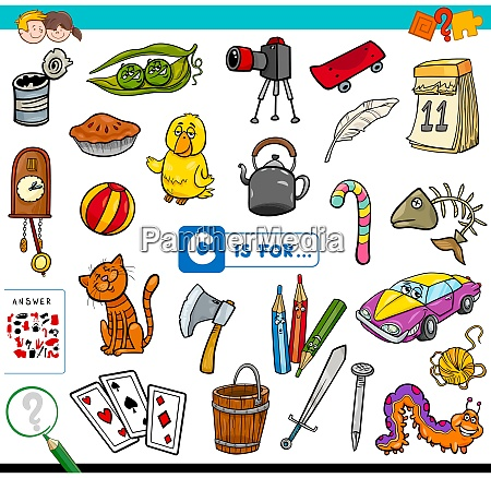 c is for educational task for
