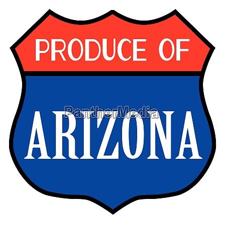 produce of arizona