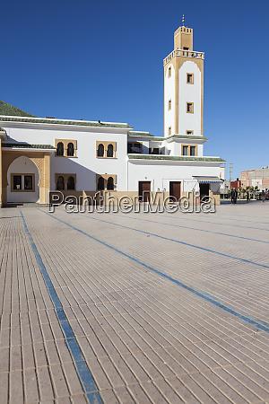 grand mosque in dakhla morocco