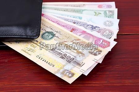 united arab emirates dirham in the