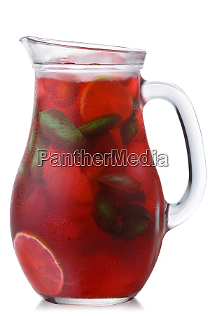 strawberry basil lemonade jug paths
