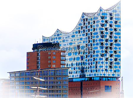 the elbphilharmonie elbe philharmonie hall in