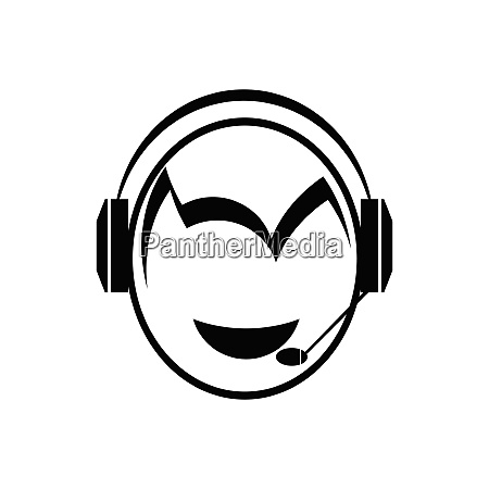 call center help customer service logo