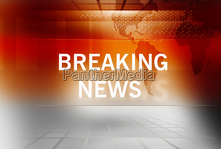 breaking news background concept series