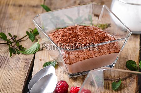 chocoalte pudding